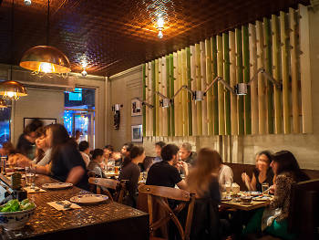 Pig and Khao restaurant TOP 10 Restaurants for NYC Restaurant Week Winter 2016 image