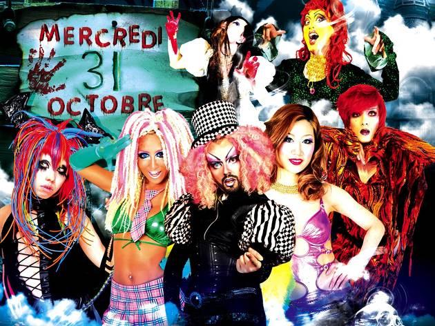 Tokyo Decadance : Spécial Halloween