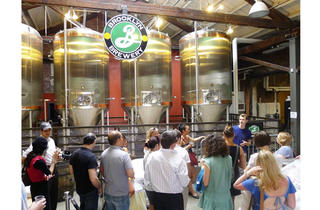 (Photograph: Dan D'Ippolito / Brooklyn Brewery)