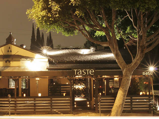 (Photograph: Courtesy Taste Restaurant)
