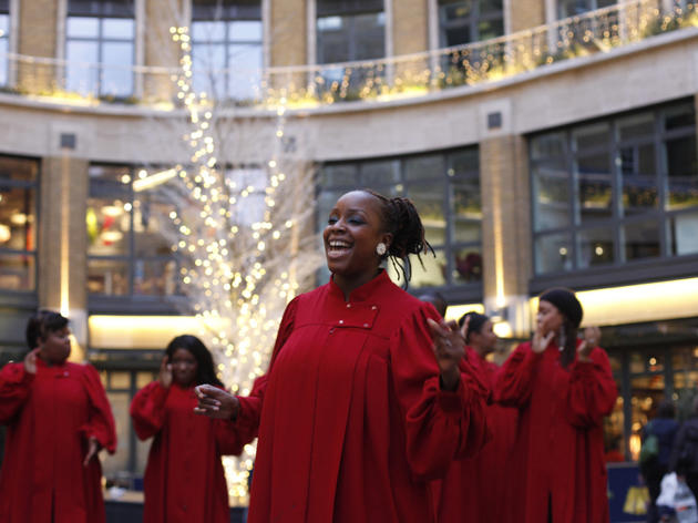 Christmas carol concerts in London