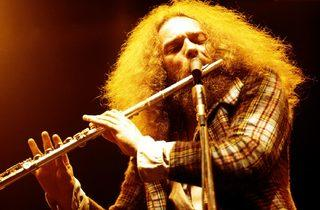 Jethro Tull's Ian Anderson plays Thick As A Brick