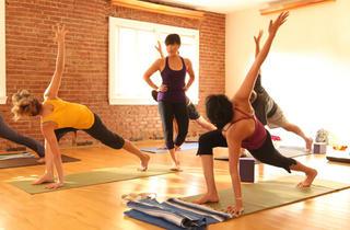 (Photograph: Courtesy City Yoga)