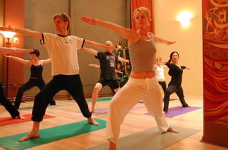 (Photograph: Courtesy Yoga Circle Downtown)