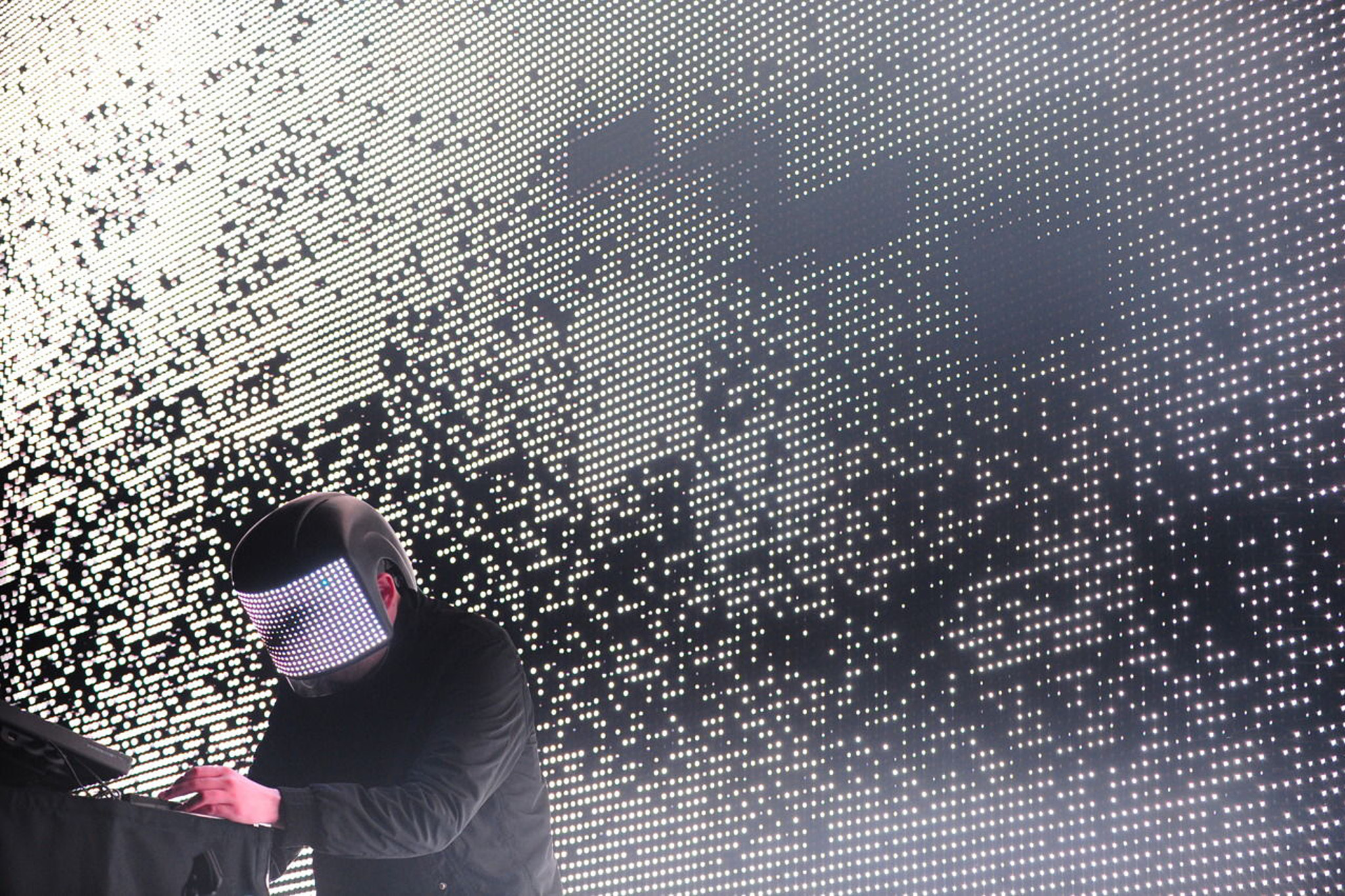 Interview: Electronic music's iconoclastic Squarepusher