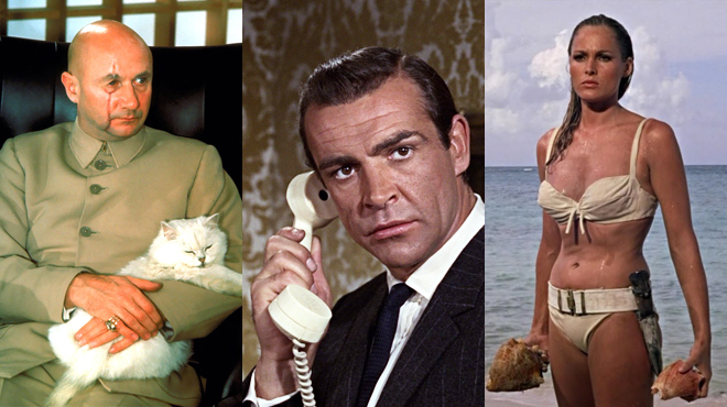 The best and worst Bond films