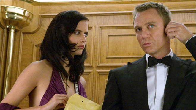 The best James Bond movies of all time