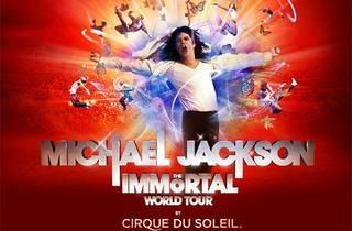 Cirque du Soleil : Michael Jackson The Immortal World Tour