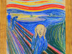 Edvard Munch, The Scream, 1895