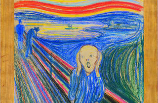 """Edvard Munch: The Scream"""