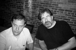 Aaron Dilloway and Jason Lescalleet