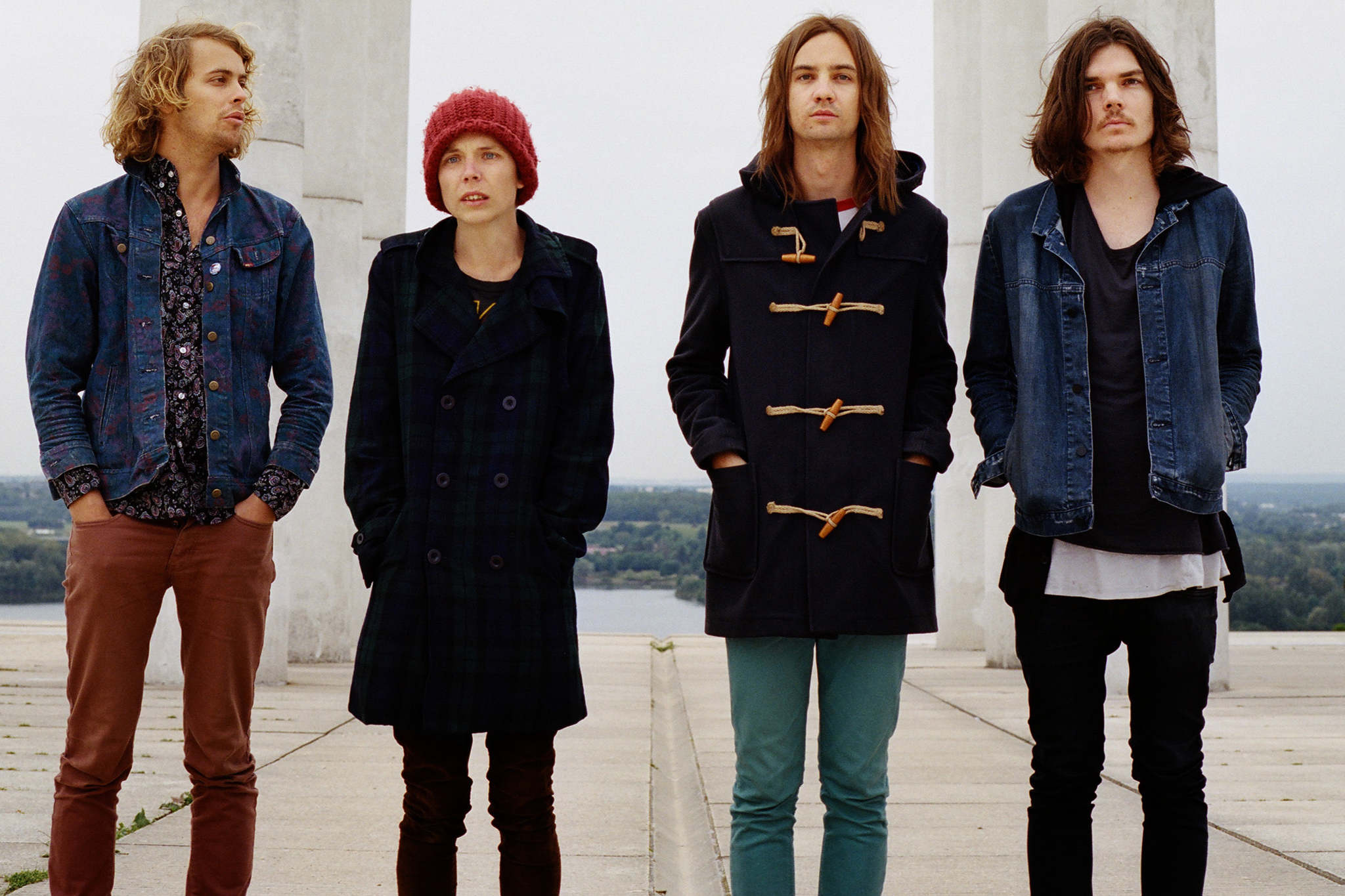 Tame Impala + Dungen