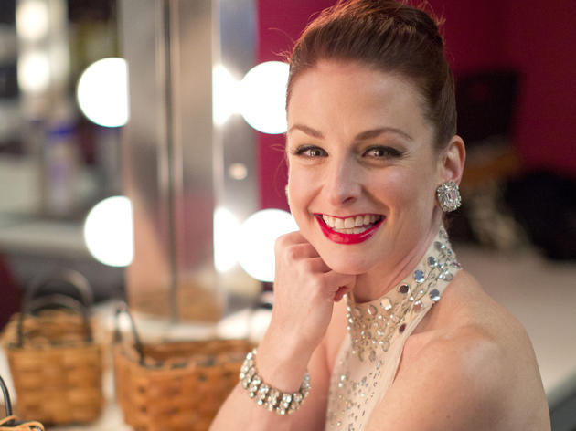 Karen Keeler talks about being a Rockette