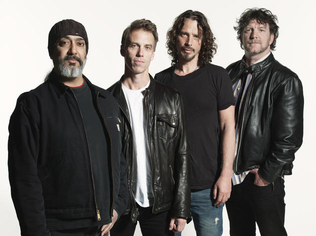 Soundgarden + Nine Inch Nails