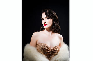 A Burlesque Soirée with Vita Thorne