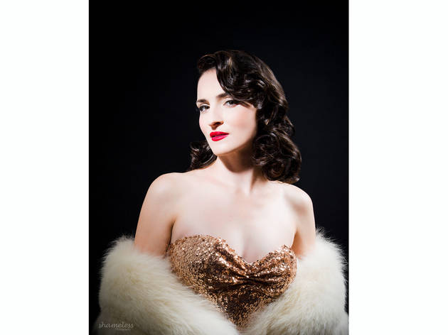 A Burlesque Soirée with Vita Thorne