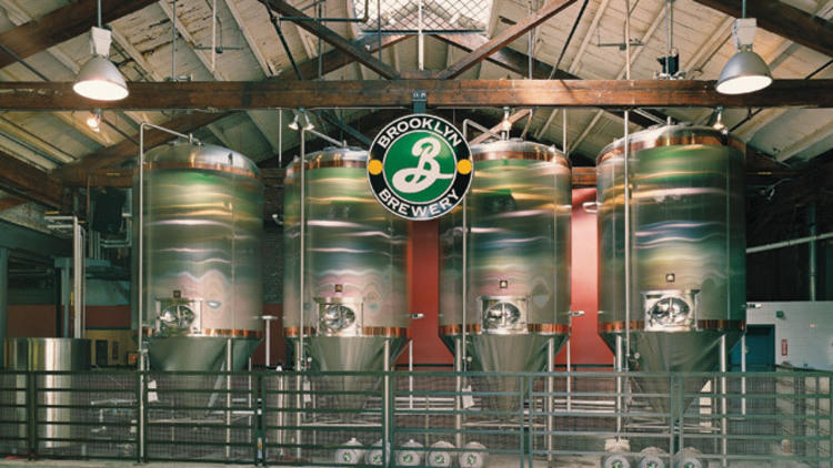 Photograph: Courtesy of Brooklyn Brewery