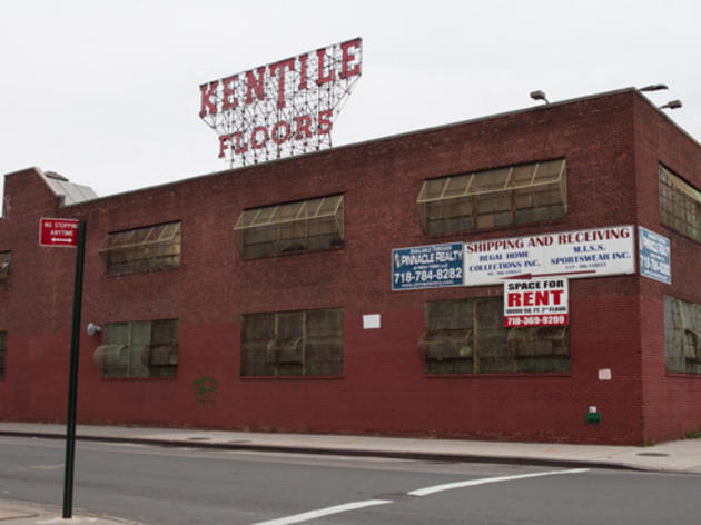 Kentile Floors Factory