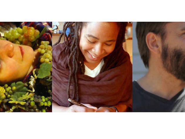 Amina Cain, Renee Gladman and Matias Viegener