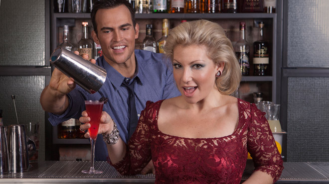 Interview with Ari Graynor and Cheyenne Jackson of the Performers