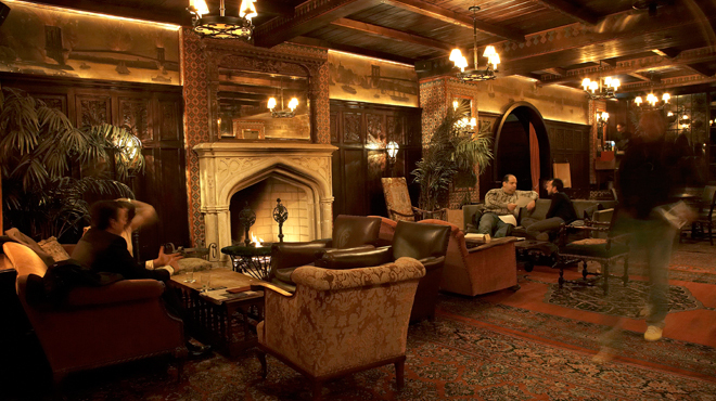 Fireplaces at New York bars: ten toasty hearths to warm you