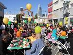 Volunteer opportunities in LA: A Midnight Mission Thanksgiving