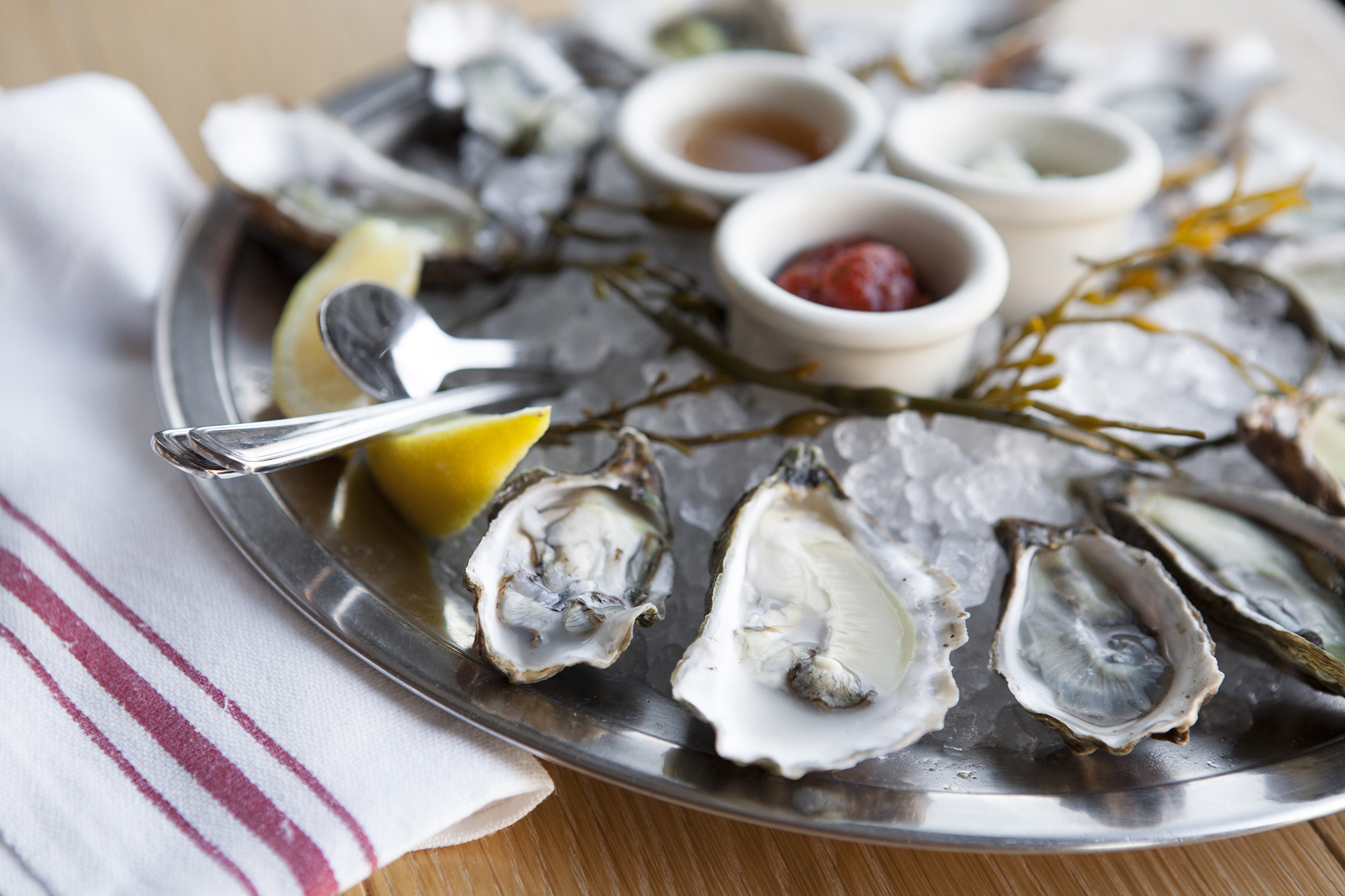 LA's best oyster bars and raw bars