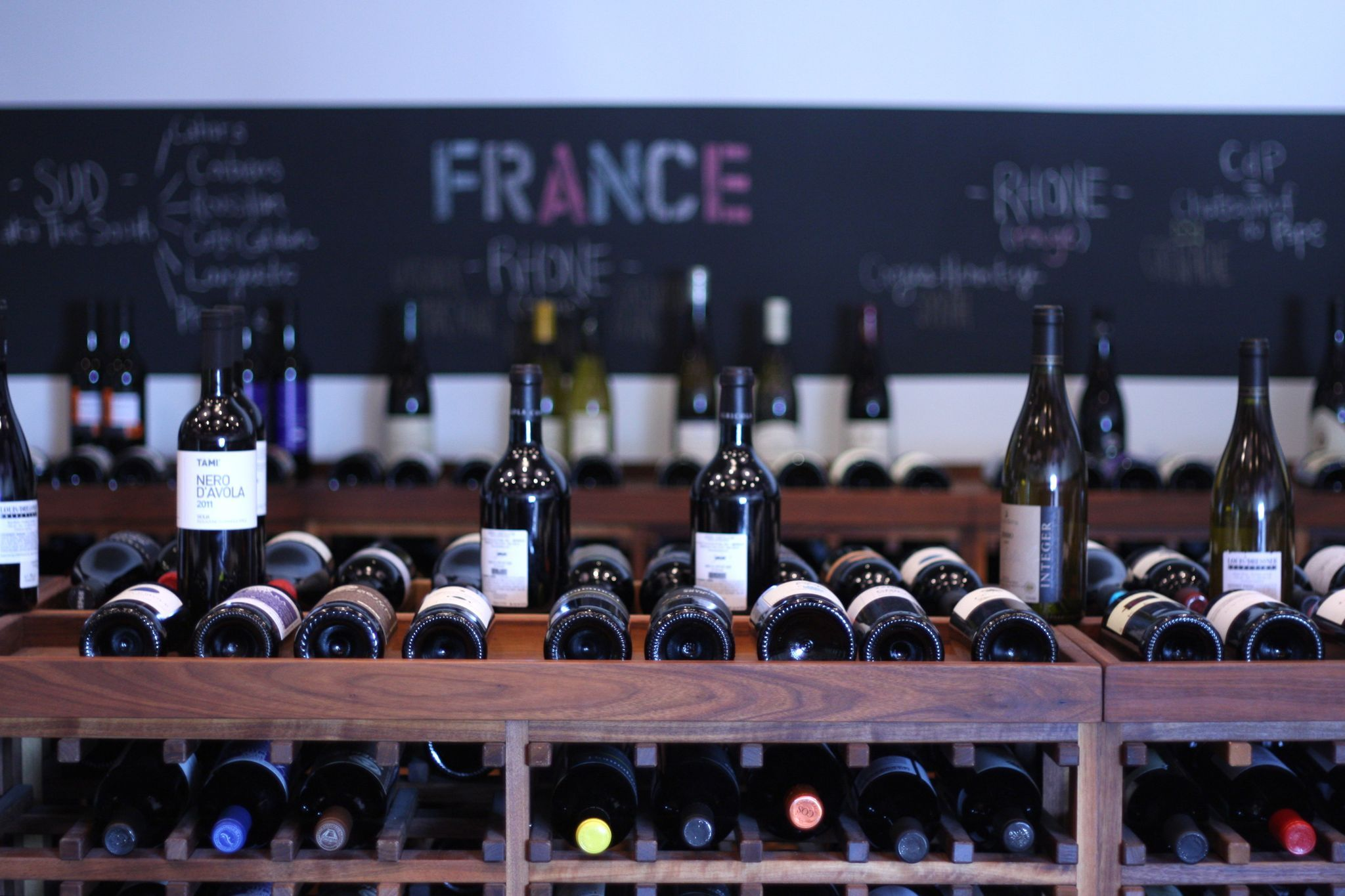 The best wine stores in L.A.
