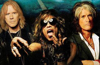 Aerosmith + Cheap Trick