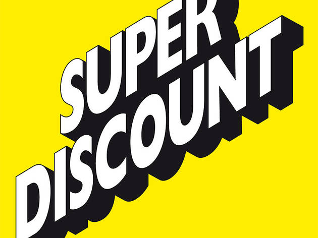 (H5, 'Super Discount', 1996 / Label Solid / Vinyle / © DR)