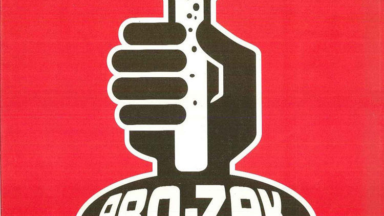 Tom Kan pour 'Pro Zak Trax', 1994 / Prozak trax / Vinyle / © DR