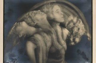 (Arturo Bragaglia, 'L'éventail', 1928 / Archives internationales de la danse D.R. / BnF, Bibliothèque-Musée de l'Opéra)