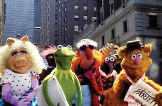 The Big Muppets Quiz Thing