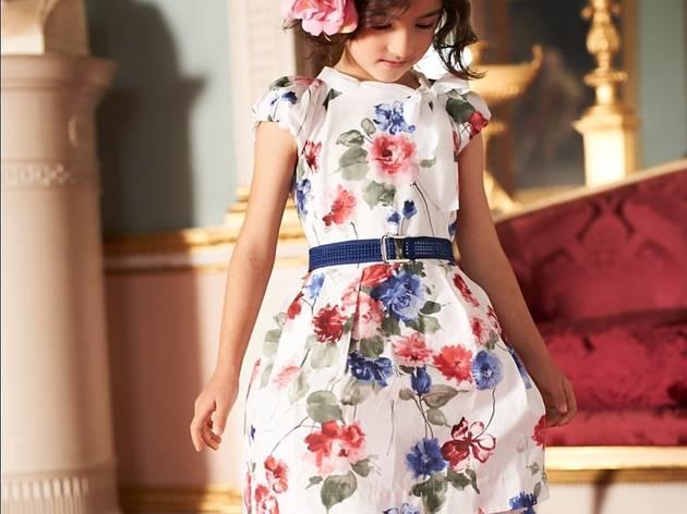 La Fille Unique: designer childrenswear sale