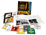 Rodgers & Hammerstein: The Complete Broadway Musicals This deluxe package celebrates the Golden Age team that revolutionized the musical. Included are 12 CDs and a glossy 100-page booklet with essays on each show, from Oklahoma! to The Sound of Music. Ava