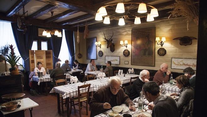 L'Auberge Pyrénées Cévennes  paris