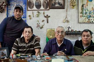 Taller Hermanos Olarte (Foto Alejandra Carbajal)