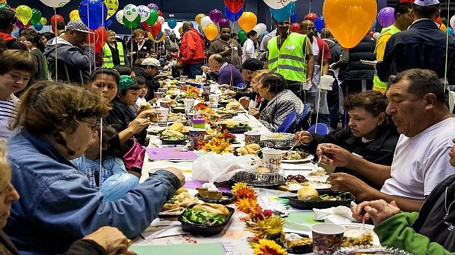 Westside Thanksgiving