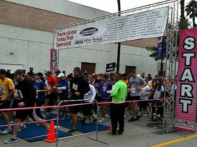 Burbank YMCA Turkey Trot