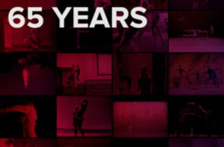 (Photograph: Merce Cunningham: 65 Years (Aperture and Cunningham Dance Foundation 2012))