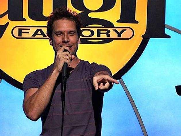 Laugh Factory 33rd annual, free Thanksgiving Feast