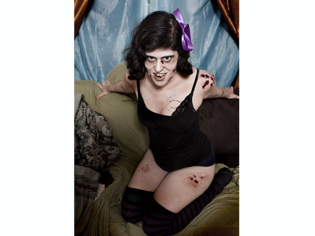 D20 Burlesque: Zombies Reanimated