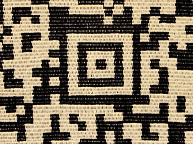 Guillermo Bert: Encoded Textiles