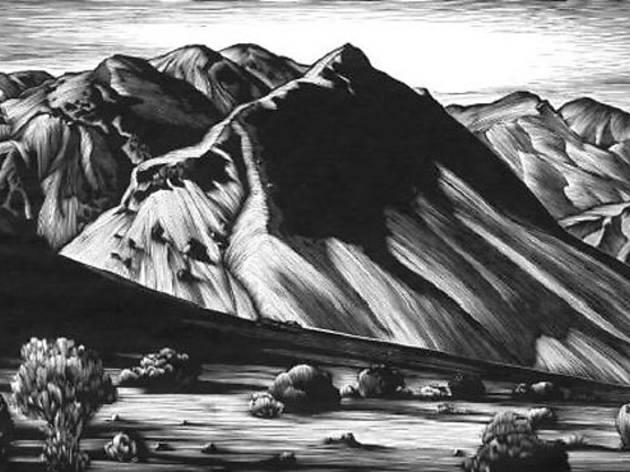 White on Black: The Modernist Prints of Paul Landacre