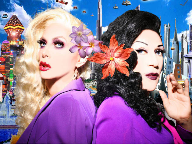 Joey Arias and Sherry Vine: Looking Back at the Future