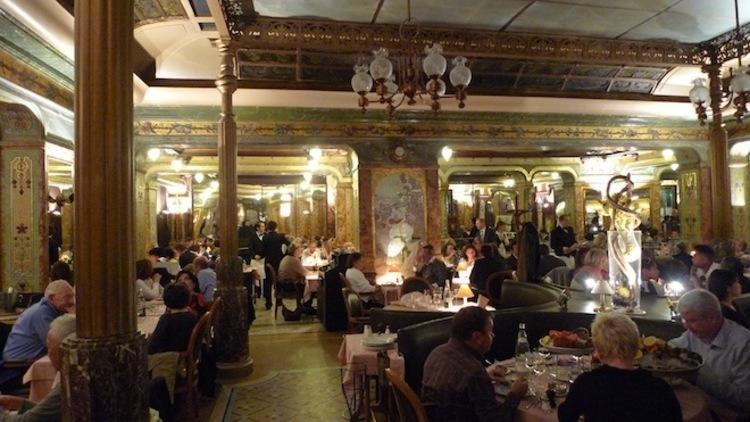brasserie mollard paris (© Time Out)