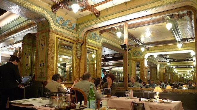 Classic brasserie