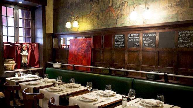 Bistrots et brasseries à Paris