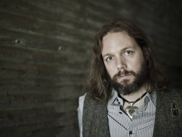Rich Robinson en showcase
