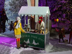 Lord & Taylor holidays windows 2012: Santa's Day Off